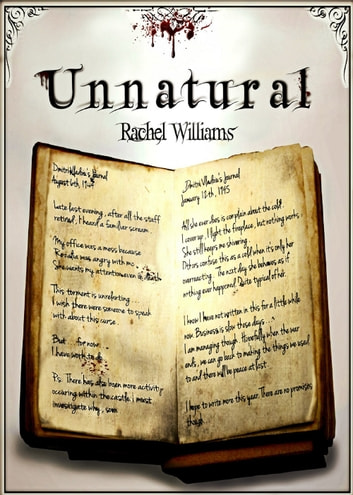 Unnatural ebook by Rachel Williams
