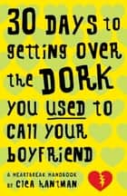 30 Days to Getting over the Dork You Used to Call Your Boyfriend - A Heartbreak Handbook ebook by Clea Hantman
