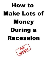 How to Make Lots of Money During a Recession ebook by Steve Pavlina,Joe Abraham