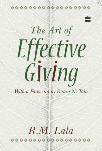 The Art Of Effective Giving ebook by R. M. Lala