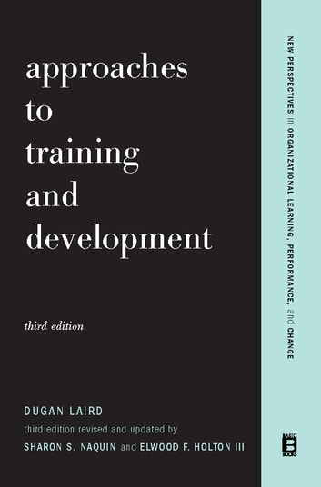 Approaches to training and development ebook by dugan laird approaches to training and development third edition revised and updated ebook by dugan laird fandeluxe Image collections