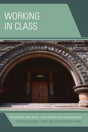 Working in Class - Recognizing How Social Class Shapes Our Academic Work ebook by Allison L. Hurst,Sandi Kawecka Nenga