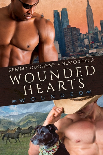 Wounded Hearts ebook by Remmy Duchene,BLMorticia