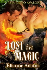 Lost in Magic - Return to Avalore ebook by Elianne Adams