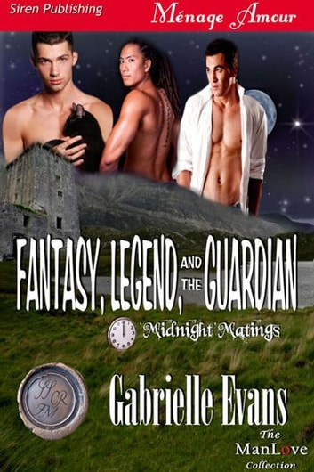 Fantasy, Legend, and the Guardian ebook by Gabrielle Evans