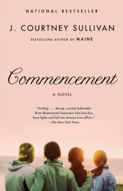 Commencement ebook by J. Courtney Sullivan