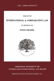 Essays on International & Comparative Law ebook by T. M. C. Asser Institute Staff