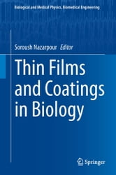 Thin Films and Coatings in Biology ebook by