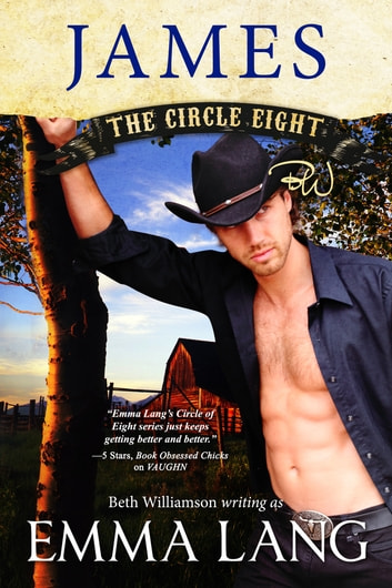 The Circle Eight: James ebook by Emma Lang