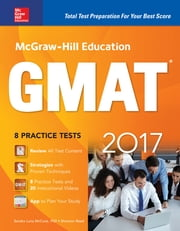 McGraw-Hill Education GMAT 2017 ebook by Sandra Luna McCune,Shannon Reed