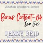 Winston Brothers Bonus Content - 04: Dear Jess audiobook by