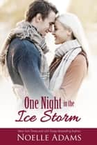 One Night in the Ice Storm - One Night ebook by Noelle Adams
