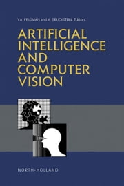 Artificial Intelligence and Computer Vision ebook by Feldman, Y.A.
