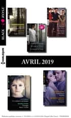 11 romans Black Rose (n°525 à 531 - Avril 2019) ebook by Collectif