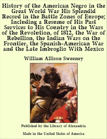 an overview of the negro in the american revolution in american history Was there an american revolution but looking back a half-century into american history whose study of the negro in the american revolution is the most.