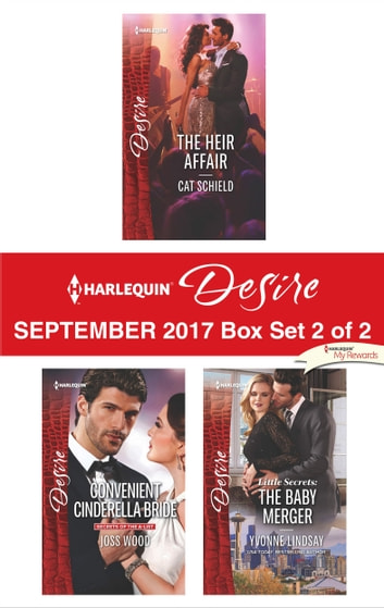 Harlequin Desire September 2017 - Box Set 2 of 2 - An Anthology ekitaplar by Cat Shield,Joss Wood,Yvonne Lindsay