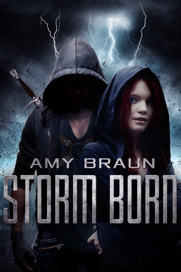 Storm Born ebook by Amy Braun