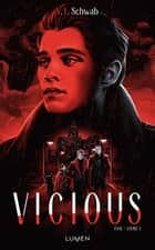 Vicious eBook by V. e. Schwab, Sarah Dali