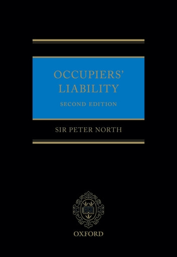 Occupiers' Liability ebook by Peter North