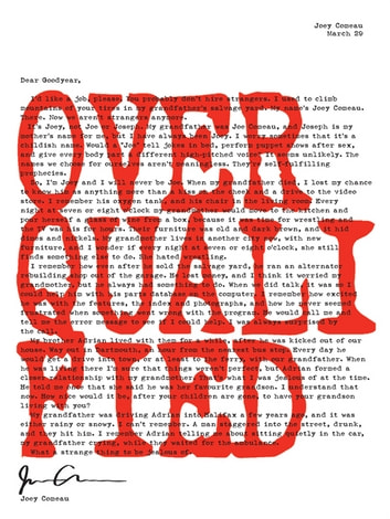 Overqualified ebook by Joey Comeau