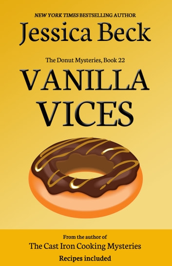 Vanilla Vices ebook by Jessica Beck