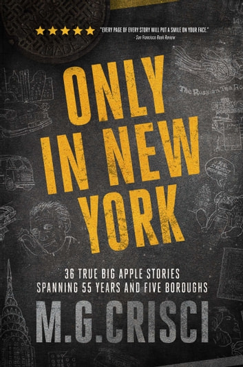 Only in New York ebook by M.G. Crisci