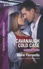 Cavanaugh Cold Case ebook by Marie Ferrarella