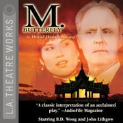M. Butterfly audiobook by David Henry Hwang