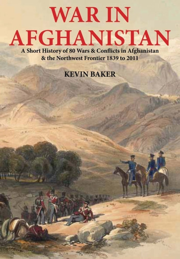 War in Afganistan ebook by Kevin Baker