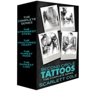 Second Circle Tattoos, The Complete Series - The Strongest Steel, The Fractured Heart, The Purest Hook, The Darkest Link ebook by Scarlett Cole