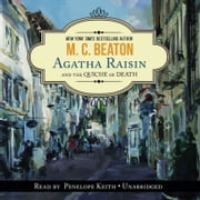Agatha Raisin and the Quiche of Death audiobook by M. C. Beaton