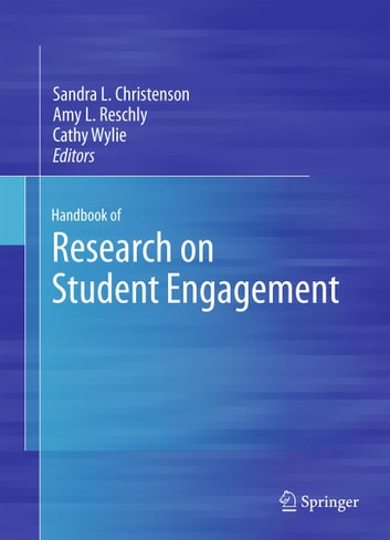 Handbook of Research on Student Engagement ebook by