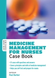 Medicine Management For Nurses ebook by Paul Barber,Mike Michael