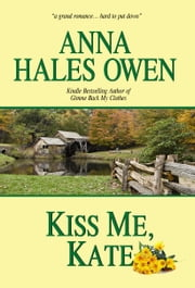 Kiss Me, Kate ebook by Nancy Mucklow