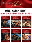 One-Click Buy: May 2009 Harlequin Blaze