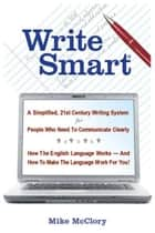 Write Smart ebook by M. R. McClory