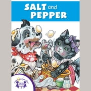 Salt And Pepper audiobook by Nat Gabriel
