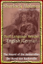 Sherlock Holmes: Dual Language Reader (English/German) ebook by Sir Arthur Conan Doyle, Robert Lutz
