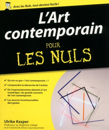 L'Art contemporain Pour les Nuls eBook by Ulrike KASPER