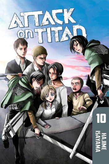 Attack on Titan - Volume 10 ebook by Hajime Isayama