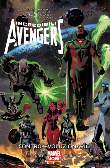Incredibili Avengers 6 (Marvel Collection) ebook by Gerry Duggan,Rick Remender,Daniel Acuña