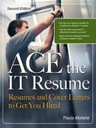 ACE the IT Resume ebook by Paula Moreira