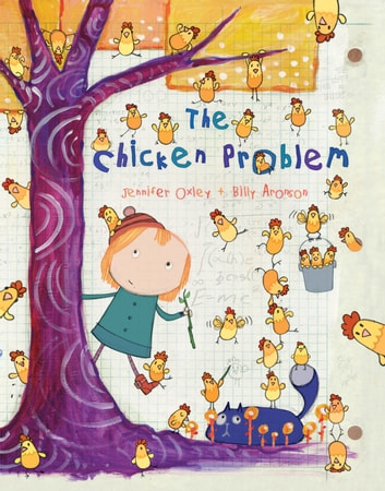 The Chicken Problem ebook by Jennifer Oxley