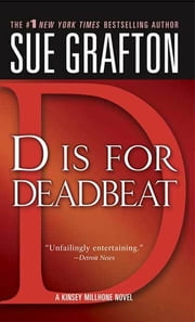 """D"" is for Deadbeat ebook by Sue Grafton"