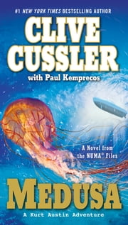 Medusa 電子書籍 by Clive Cussler, Paul Kemprecos