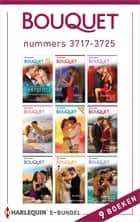 Bouquet e-bundel nummers 3717-3725 (9-in-1) ebook by Michelle Smart, Sharon Kendrick, Maisey Yates,...
