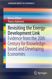Revisiting the Energy-Development Link - Evidence from the 20th Century for Knowledge-based and Developing Economies ebook by Kostas Bithas