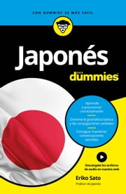 Japonés para Dummies ebook by Eriko Sato, Carolina Ferré Pellicer