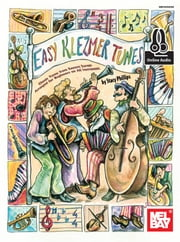 Easy Klezmer Tunes ebook by Stacy Phillips