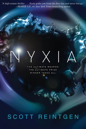 Nyxia ebook by Scott Reintgen